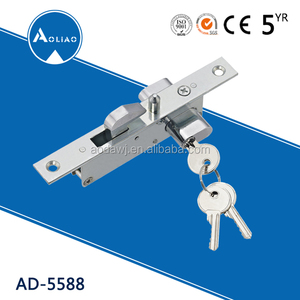 New Arrival European Style 3 keys Mortise Stainless steel UNION Small Door Lock