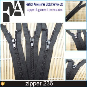 Alipress 12Pcs 5# 80CM Open End Resin Zippers For DIY Sewing Coat Jacket Tailor Tools 15 Colors Available