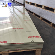 Fire-resistant V-2 Extruded Plastic PP Sheet