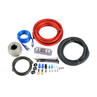 Professional Car Amplifier Wiring Kits 0GA High end speaker cable For Car Subwoofer
