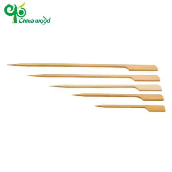 Best disposable bamboo barbecue Teppo Gushi-gun skewer manufacturers