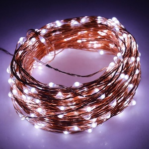 Hot sale custom flexible full color christmas decoration led string light