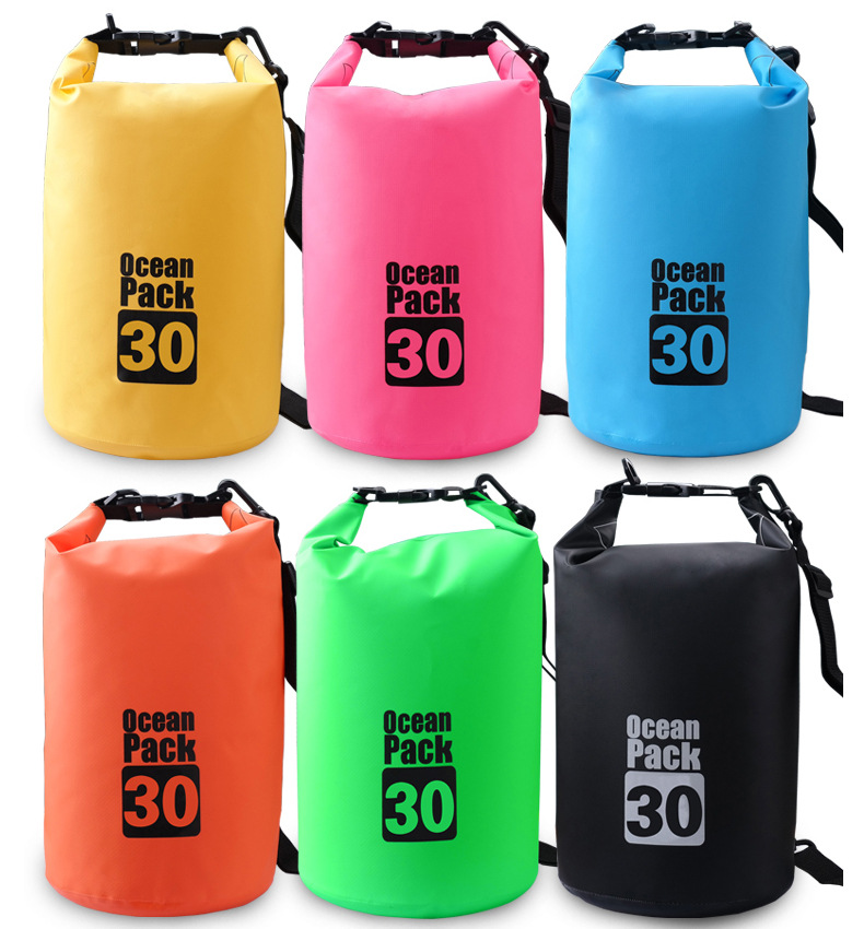 Custom logo Waterproof PVC Ocean 팩 떠 Dry Bag
