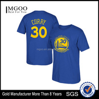 Customizable Print Number Basketball Jersey Golden State Jersey DIY Uniform from China Sportswear OEM Factory