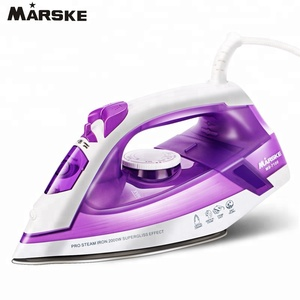 MS-7100 MARSKE Electric Steam Iron Ceramic Press Iron