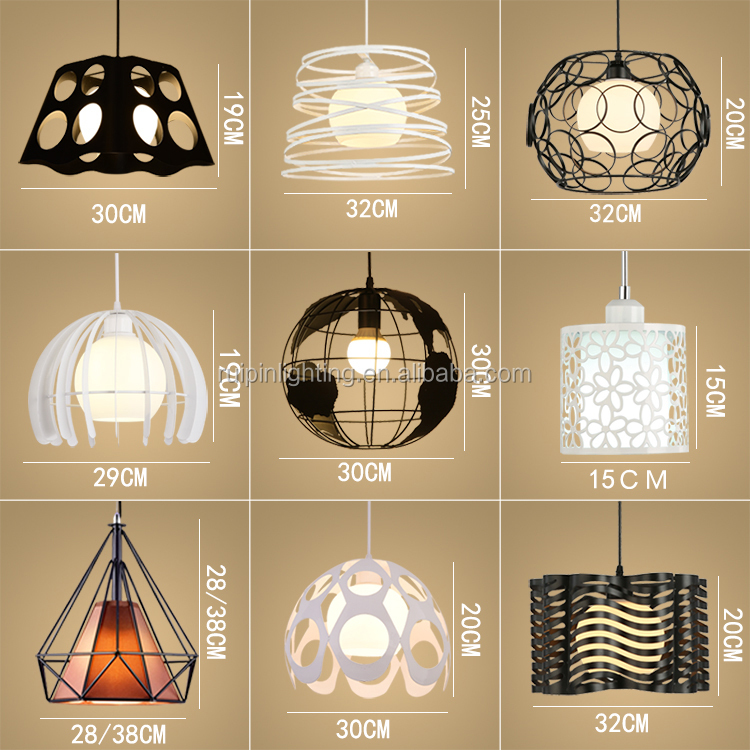 Shenzhen Modern Dining room chandelier three head creative personality industrial wind bar bedroom restaurant lamp