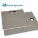 blosam system 30mm End liner deep 4*5ft ceramic shower tray