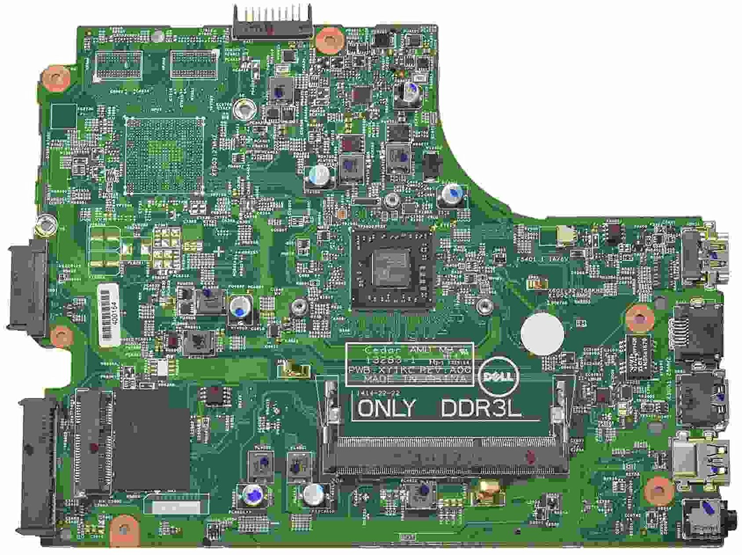 Buy F27gh Dell Inspiron 3542 Laptop Motherboard W Amd A6 6310 1 8ghz Cpu In Cheap Price On Alibaba Com