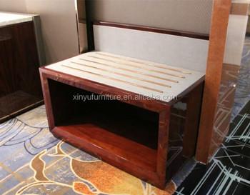 Used Hotel Bedroom Solid Wood Luggage Racks - Buy Used Luggage Rack ...
