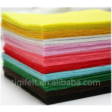 high-quality 100% polyester felt in nonwoven fabric