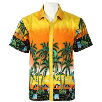 491230be Cheap Multicolored Short Sleeve Teen boy Hawaiian Shirt Costomerized  Quality Mens Shirt