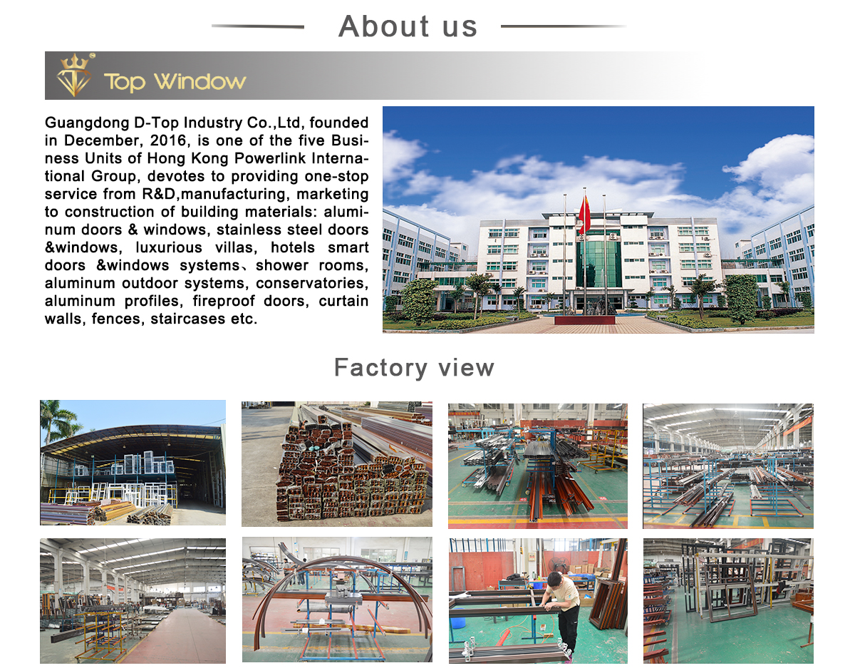 Top Window Guangdong Manufacturer Flexible Sliding Door For Thailand