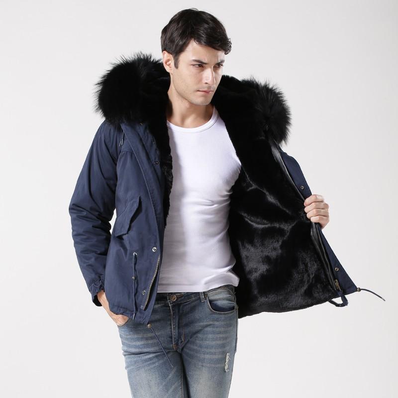 1c0094081 2015 Navy Mens Winter Black Fur Collar Coat,Navy Fashion Down Coat For Mens  Business Faux Fur Coat For Mens - Buy Navy Mens Winter Black Fur Collar ...