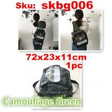 Камуфляжная сумка для скейтборда, спортивная сумка на плечо с двумя рокерами, сумка через плечо Для Путешествий, Походов, Кемпинга, многофун...(Китай)