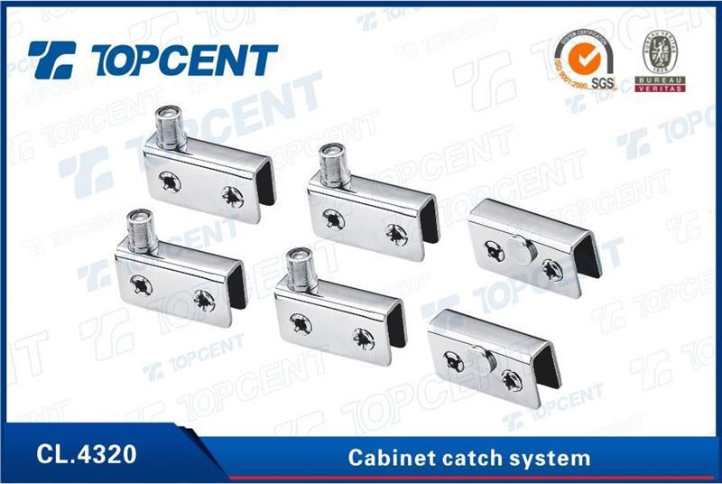 China supplier door guard cabinet roller catch