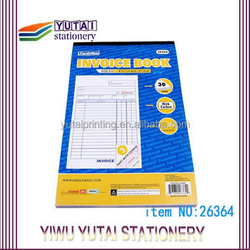invoice copy book hospital receipt bookbill book printing