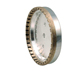 Sintered Cup Shape Diamond Grinding Wheels Used on Glass Straight-line Edging Machine