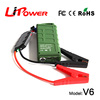 Manufacturer of 14000mAh 12 volt lithium ion battery 500a peak jump starter with LED light generator