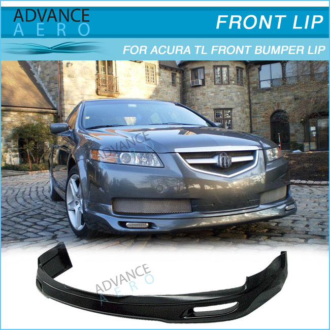 For Acura Tl Urethane Front Bumper Lip For Acura Tl Urethane Front - Acura tl front lip
