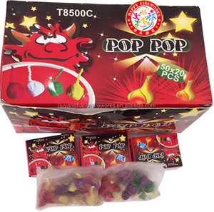 Novelties- Chinese factory wholesale T8500C Pop pop snaps Crackers toy fireworks