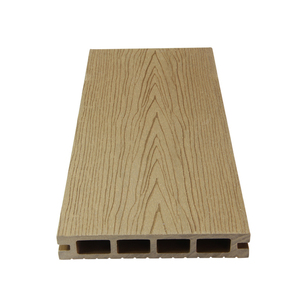 wpc synthetic teak decking outdoor laminate flooring