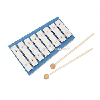 Fashion gift for baby/children  xylophone baby musical toy 8 notes percussion toy metallophone with mallet