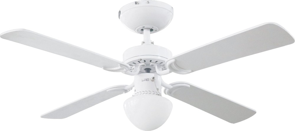 42inch decorative 4 blade ceiling fan with light