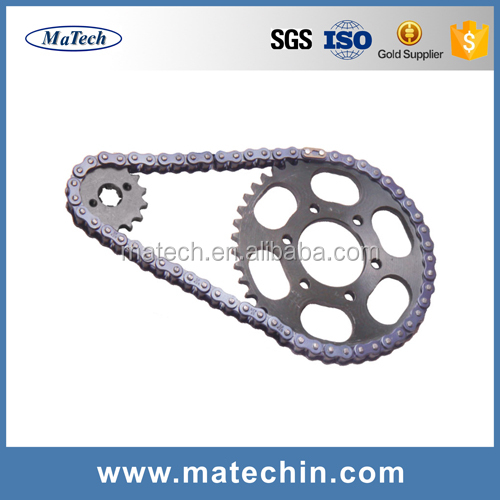 Custome Large Casting And Forging Parts