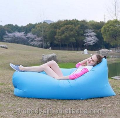 outdoor sportarten tragbare luft sofa schlafsack aufblasbaren schlafsofa schlafsack produkt id. Black Bedroom Furniture Sets. Home Design Ideas