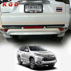 Bumper Guard For Suv >> Suv Rear Bumper Guard For Mitsubishi Pajero Montero Sport