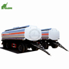 full tractor trailer drawbar 2 axles 3 axles oil fuel tanker farm agriculture trailer water tank for sale