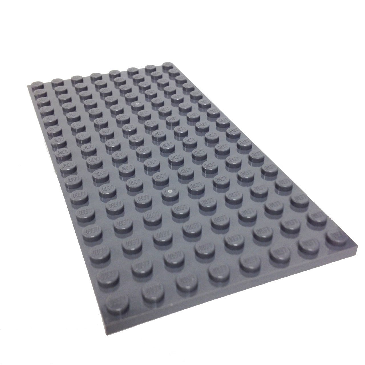 Lego Parts: Plate 8 x 16 (Dark Bluish Gray)