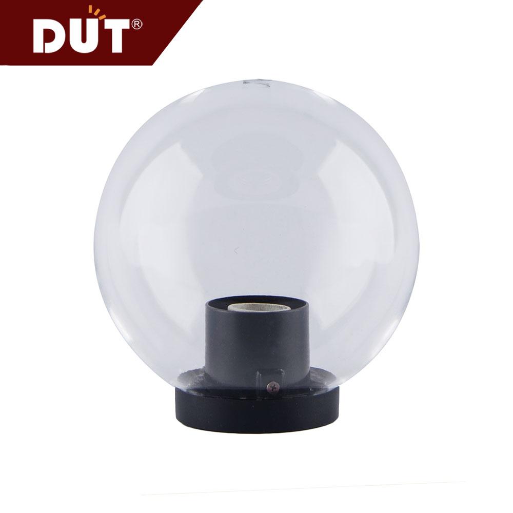 Factory price pmma plastic globe lamp shade