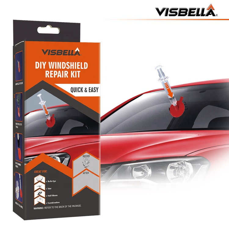 Diy Windshield Repair Kit Resin For Auto Glass Repair Buy Windshield Repair Kit Windshield Repair Windshield Repair Resin Product On Alibaba Com