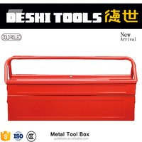 China Tool Storage Manufacturer 3 Tray Cantilever Tool Box