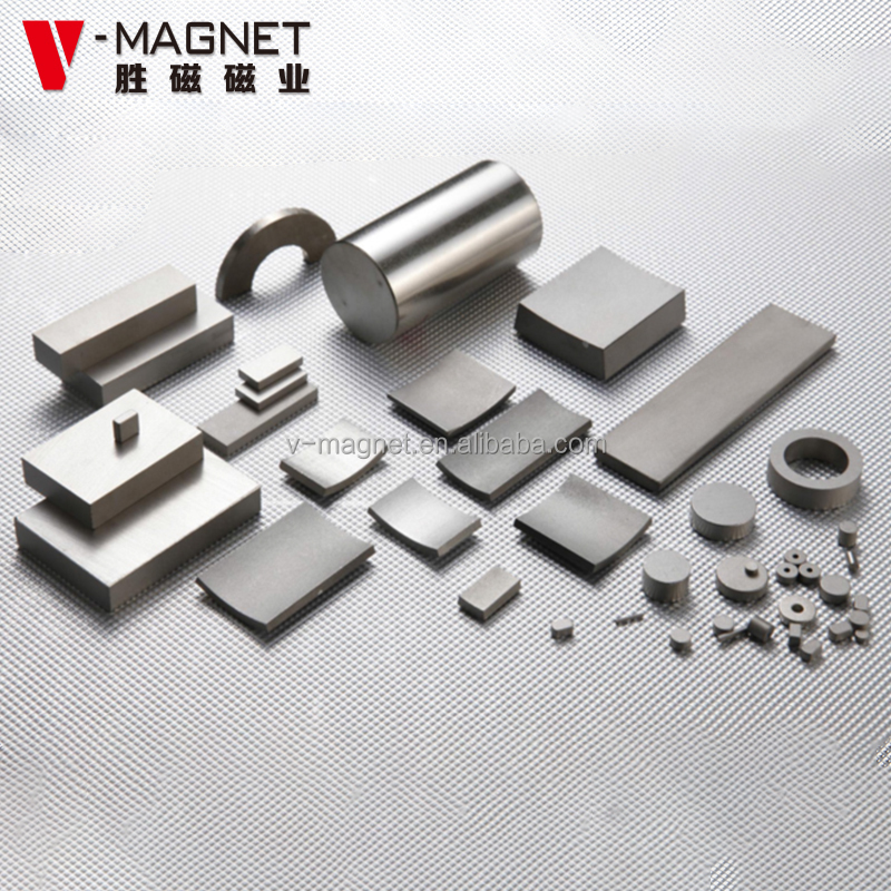 Newest Design excellent super strong heat resistant smco magnets