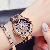 Free Shipping Lady watches women's quartz wristwatches ladies watch female clock top brand luxury dresses girl bracelet