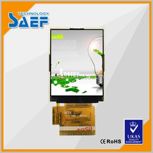 Substantial price small tft lcd display 1.77 inch transmissive screen panel ILI9163C driver IC