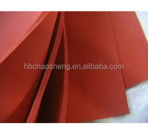 high temperature food grade 4mm thick silicone rubber sheet