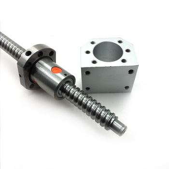 Linear Bearing Small Ball Lead Screw With Copper Nut Stepper Motor Used  Sfu4005 Ball Screw - Buy Linear Bearing Sfu4005 Ball Screw,Sfu4005 Ball