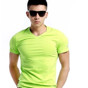 100% Ring Spun Cotton T Shirt For Men