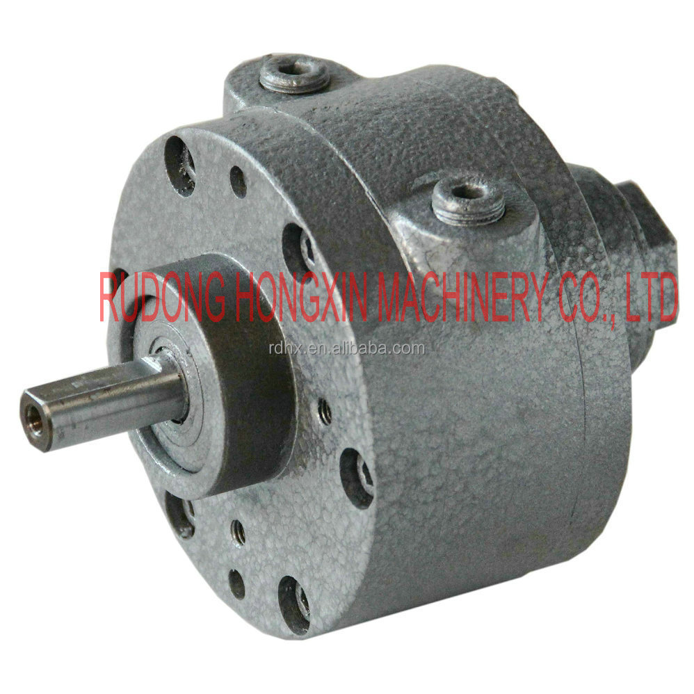 Hx2am V Face Mounting Air Rotary Motor Vane Type