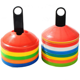 Floor Marker Sports Soccer Training Agility Disc Cone Set