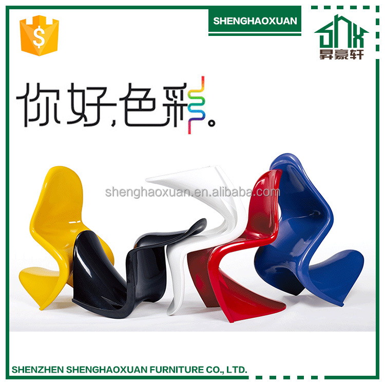 Made in China hot sell chair customized living room frp chairs simple fiberglass chair
