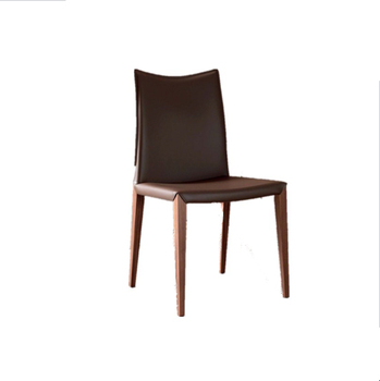 Terrific Upholstered Simple Design Wooden Legs Leather Dining Chair Buy Leather Dining Chair Wooden Dining Chairs Designs Upholstered Dinning Chair Product Andrewgaddart Wooden Chair Designs For Living Room Andrewgaddartcom