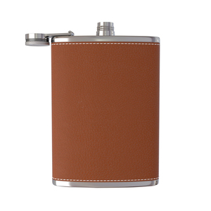 2018 corporate gifts promotional stainless steel beretta hip flask set