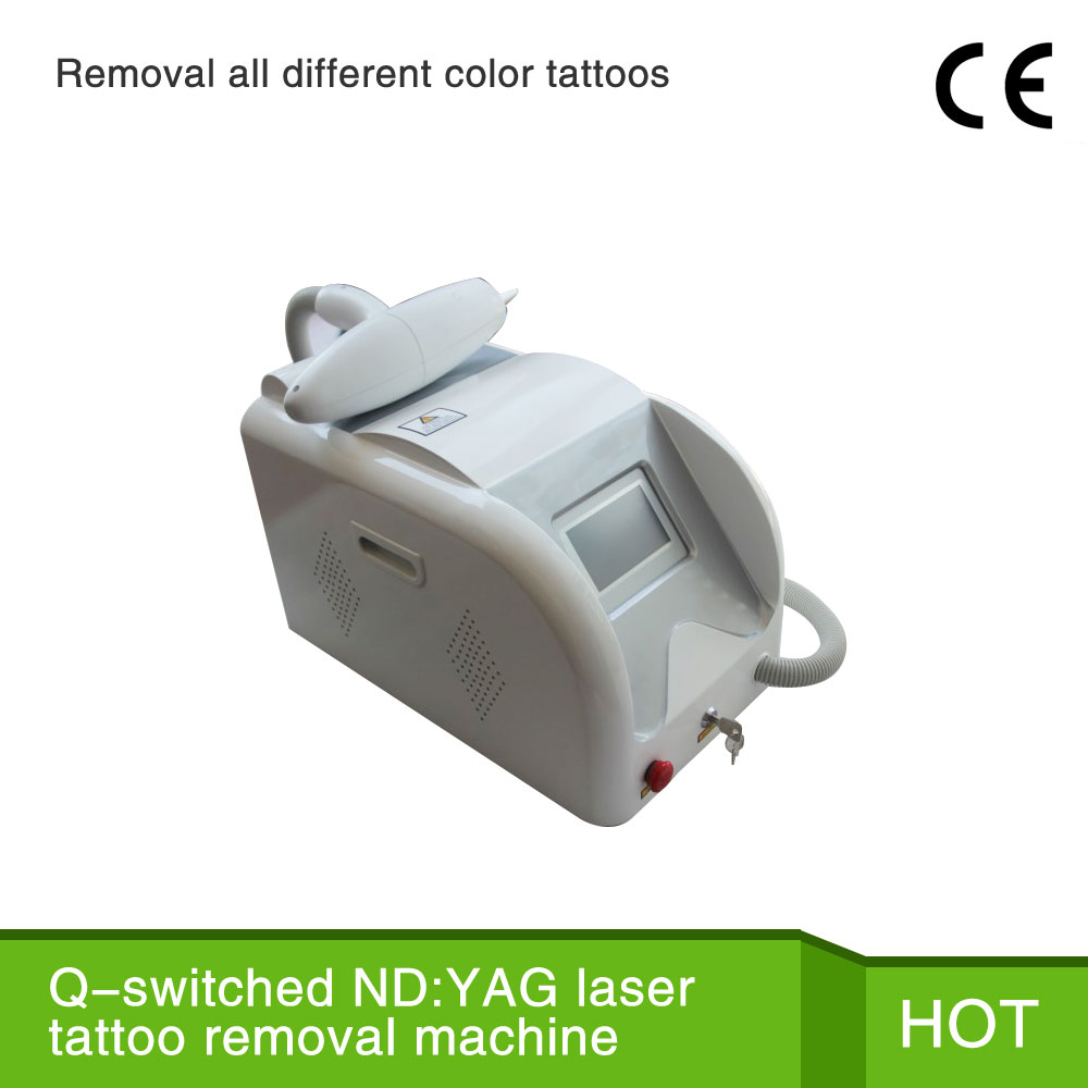 Best-selling Popular tattoo removal machine med 800 kes yag laser Q swith tatto removal
