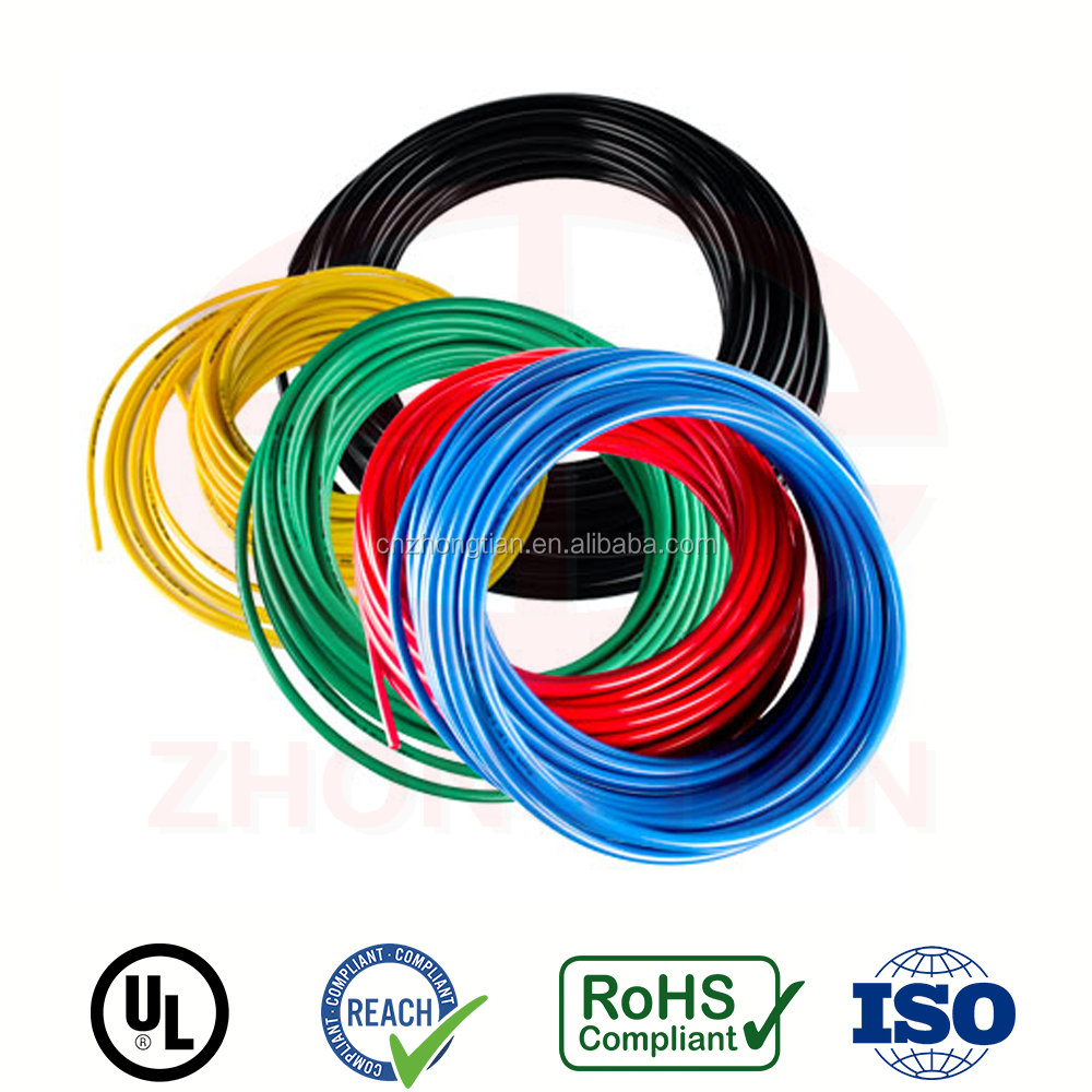 UL soft PVC cable protective sleeve for electric wire