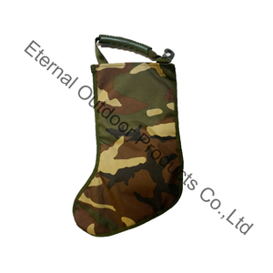 Tactical Christmas Stocking.High Quality Tactical Christmas Stocking