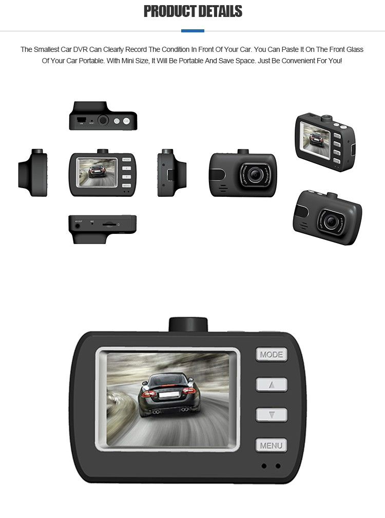 Best Quality ShenZhen Car Camera, Car Video Camera, Car Camera